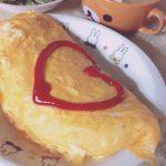 【葵りんか】我が家の朝食